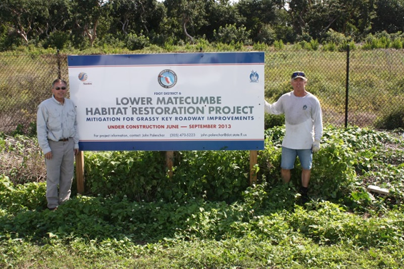 Lower Matecumbe Mitigation Project